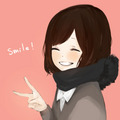 Smile; - anime-girls photo