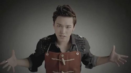 Sungmin Mr. Simple MV