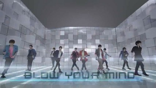 Super Junior Обои entitled Super Junior Mr. Simple MV