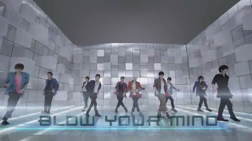 Super Junior Mr. Simple MV