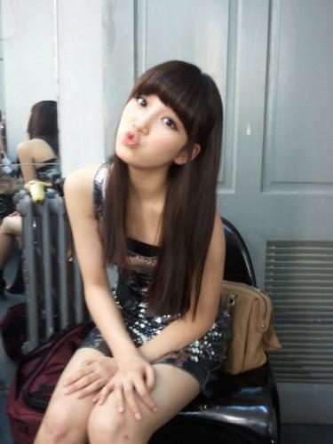 Suzy's pout :*