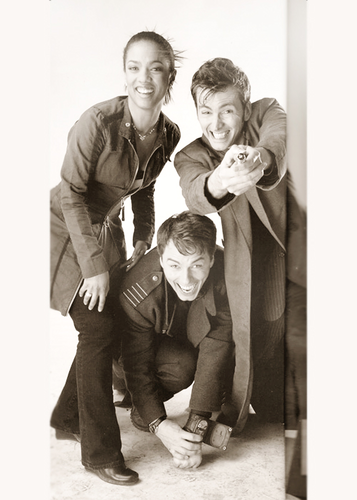Team Doctor/Jack/Martha