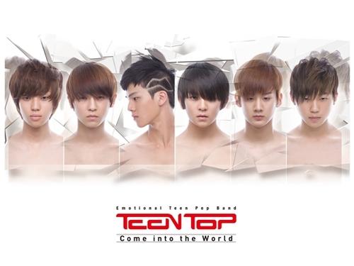 TeenTop~! ♥