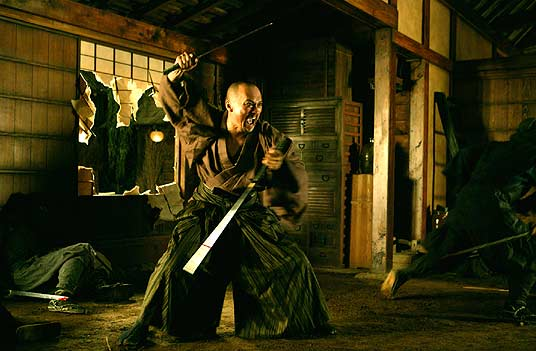 beowulf vs the last samurai
