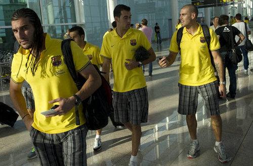 Trip to Madrid