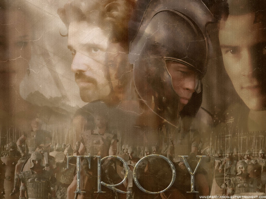 Troy wallpapers - Troy Wallpaper (24541541) - Fanpop