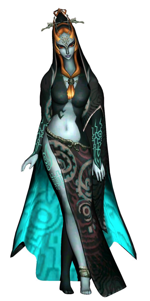 Zelda Twilight Princess Midna The Legend of Zelda: T...