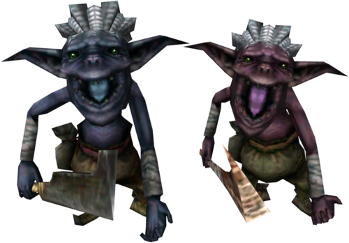 Twilight Princess Enemies