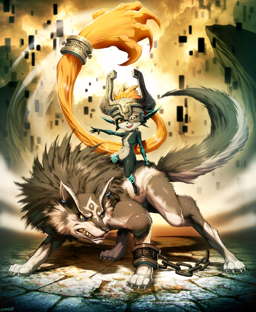 Art Twilight Twilight Princess Fan Art