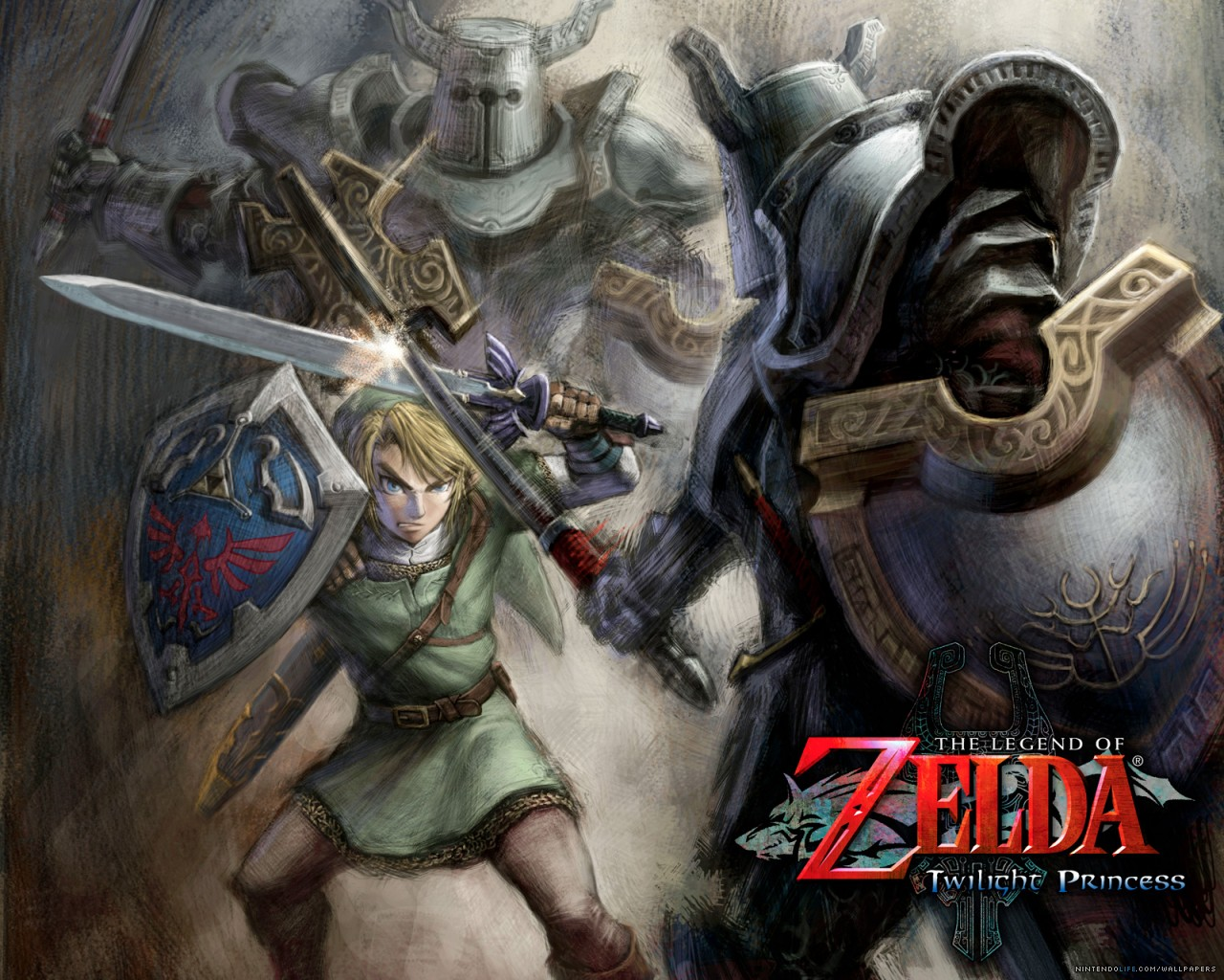 The Legend of Zelda: Twilight Princess Twilight Princess Wallpapers