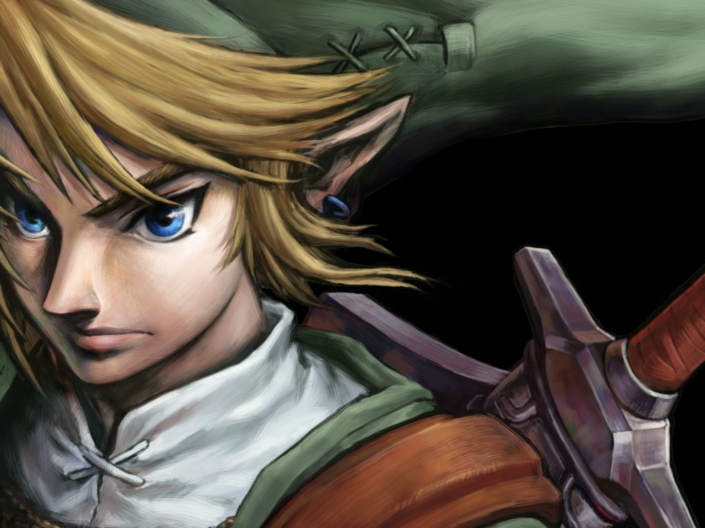 The Legend of Zelda  Twilight Princess Twilight Princess WallpapersLink Twilight Princess
