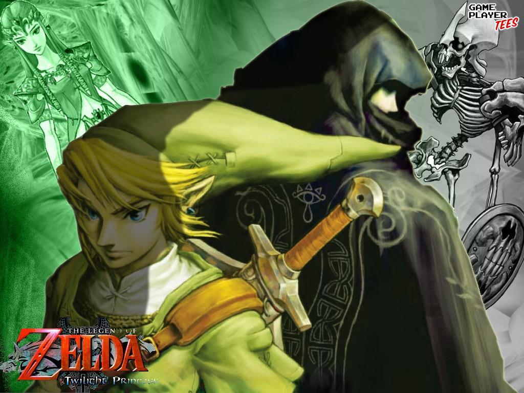 Twilight Princess Wallpapers The Legend Of Zelda Twilight