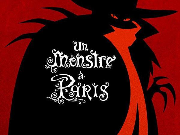 Monster in paris un monstre a paris 2 poster design