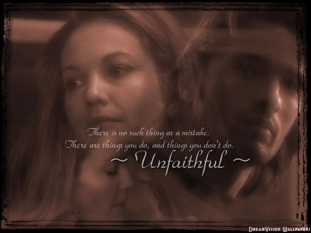 Unfaithful definition