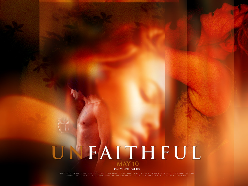 Download Unfaithful 720p for free movie with torrent
