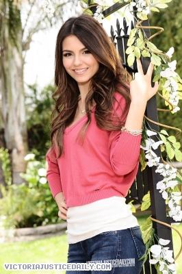 Victoria Exclusive Photoshoot!