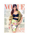 Vogue Brazil August 2011 Cover - isabeli-fontana photo