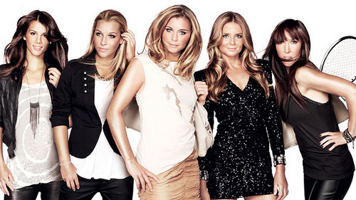 Tsveti, Domi, Bepa, Dani & JJ are Glam Gurlz - wta Photo