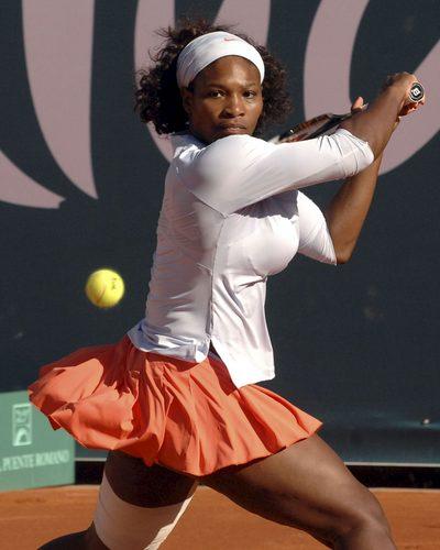 Serena Williams lines up Her Target