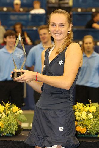 Magdaléna Rybáriková is a Proven Champion