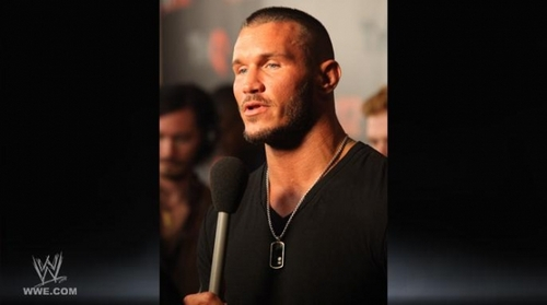 WWE '12 Press Event at SummerSlam weekend randy orton