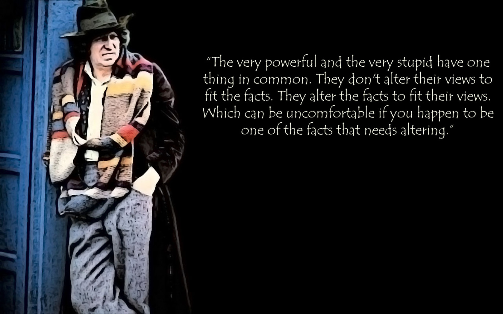Doctor Who Wallpaper David Tennant Quote Doctor Who Quotes Insp...