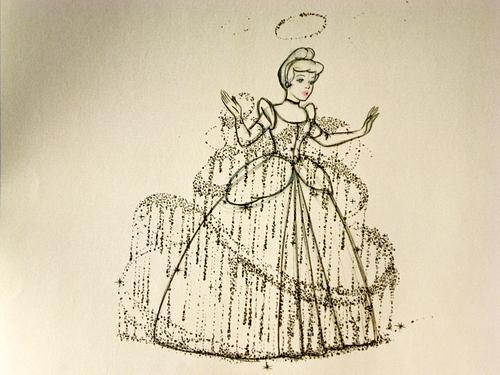 Walt Disney animasi - Cinderella