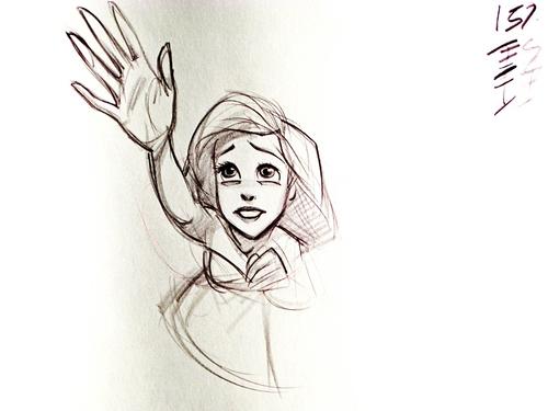 Walt Disney phim hoạt hình - Princess Ariel
