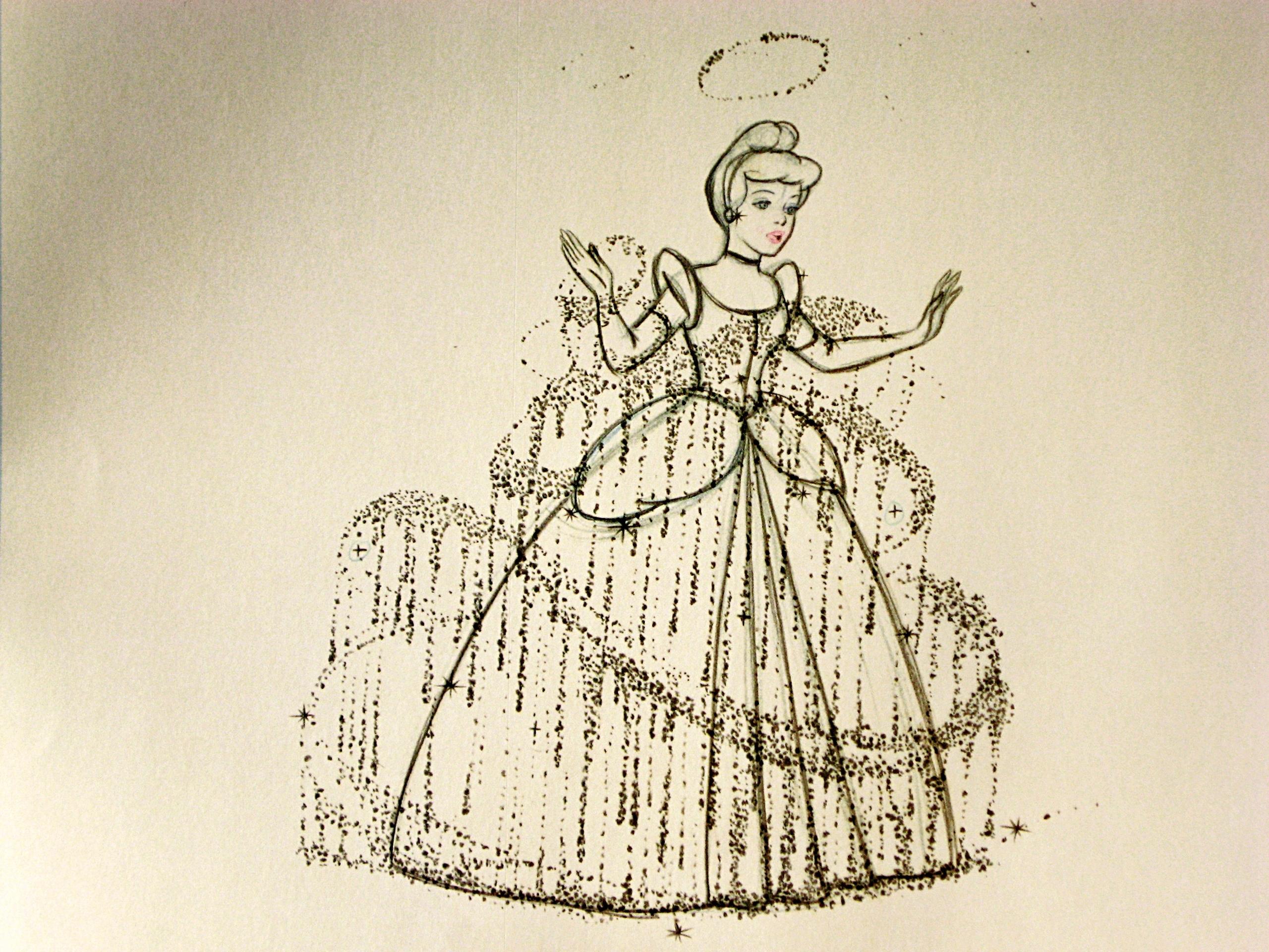 Walt Disney Animation - Princess Cinderella