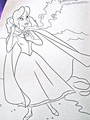 Walt Disney Coloring Pages - Vanessa