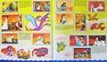 Walt Disney Sticker Albums - The Little Mermaid