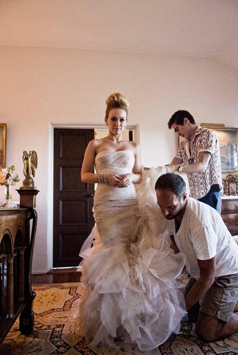 Wedding - Hilary Duff & Mike Comrie Photo (24551387) - Fanpop хилари дафф