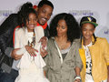 Will, Willow, Jada, & Jaden :) - willow-smith photo