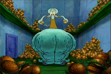 You Like Krabby Patties Dont you Squidward!