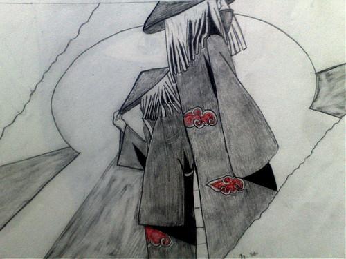 आकात्सुकि drawn द्वारा me