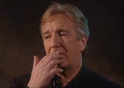 alan rickman fondo de pantalla probably containing a portrait entitled alan