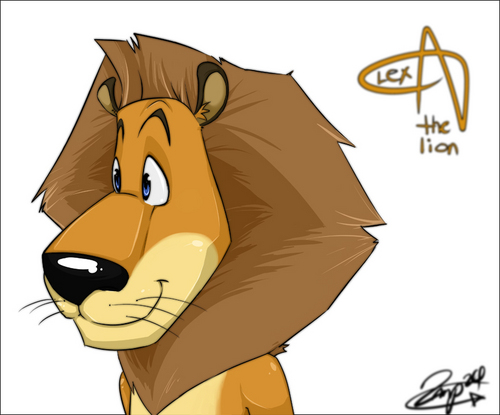 alex the Lion