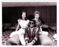 black & white photo of MJ - michael-jackson photo
