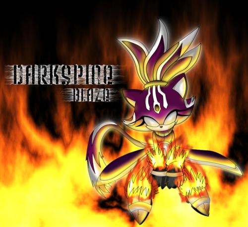 Blaze the Cat wallpaper titled blaze