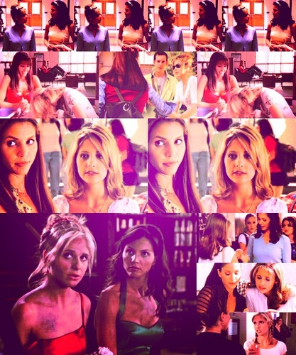 buffy/cordelia