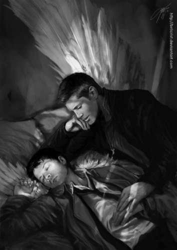 destiel art collection