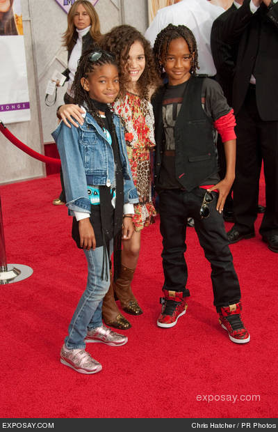 Are jaden smith and madison pettis still dating