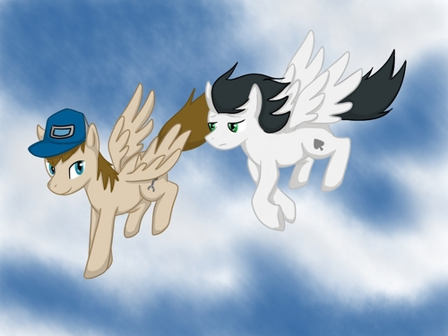 left 4 dead 2 wallpaper called l4d2 pony style X3