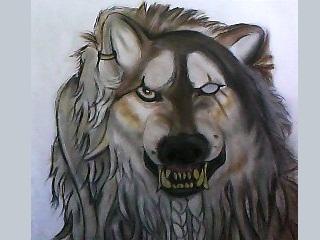 my wolf! :)