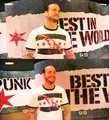 neww - cm-punk fan art