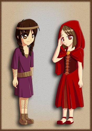 sisters grimm fanart_Lizalot
