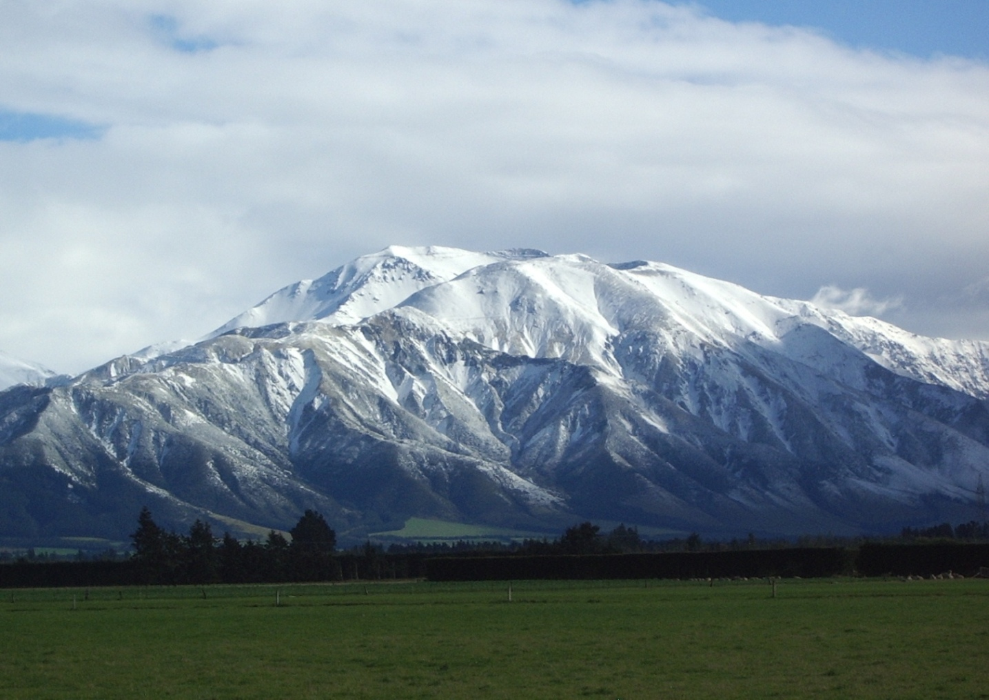 Christchurch Wallpaper: Snowing Images Snowing Hills New Zealand HD Wallpaper And