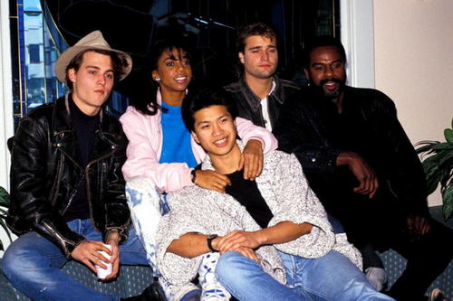 some lovely pics from the 21 jump street cast