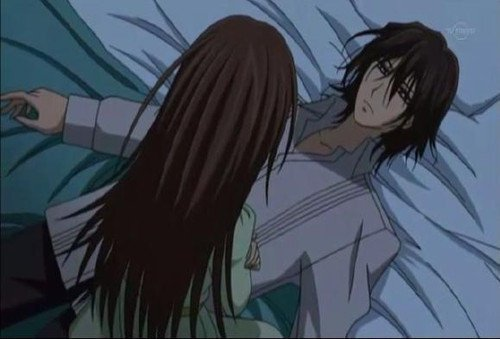 vampire knight guilty - Vampire Knight - Yuki + Kaname ...