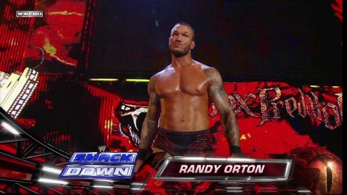 WWE smackdown randy orton august 12th 2011